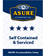 ASURE 4 plus star rated motel accommodation