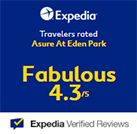 Expedia Travelers rated